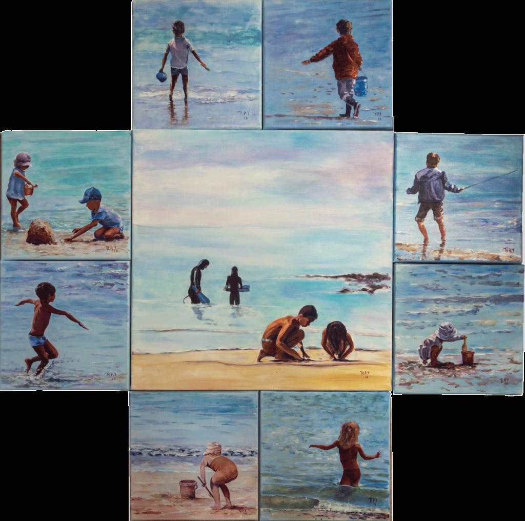 tableaux de Raymond Altès