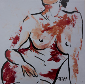 Un peu de rouge Raymond Altes
