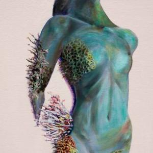 Peinture de Raymond ALTES : Vestige